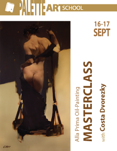 Alla Prima Masterclass with Costa Dvorezky.