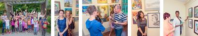 2014 Summer Students' Art Show