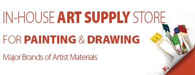 Art Materials & Tools
